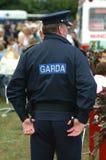 Irländsk polis Arkivbilder
