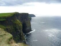 irländsk seaboard royaltyfri fotografi