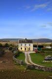 Irländsk stuga Royaltyfri Fotografi