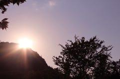Irländskt berg Royaltyfri Bild