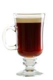 Irländskt kaffe Royaltyfri Bild
