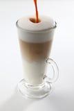 Irländskt kaffe Arkivfoton
