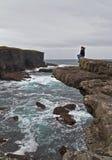 irländskt landskap Fotografering för Bildbyråer