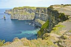 Irländskt landskap. Royaltyfri Fotografi
