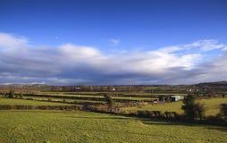 Irländskt landslandskap royaltyfria bilder