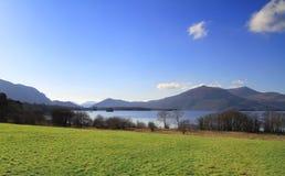 irländskt nationalparklandskap Arkivbild