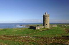 Irländskt slott Royaltyfria Bilder