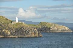 irländsk seascape royaltyfri foto