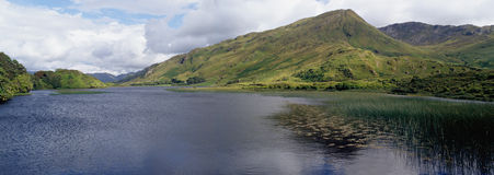 Irland/Connemara laken beskådar Royaltyfria Bilder