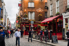 irland dublin Stockfoto