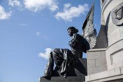 irland dublin Daniel OConnell Lizenzfreies Stockbild