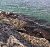 Irland-Küste Stockfotografie