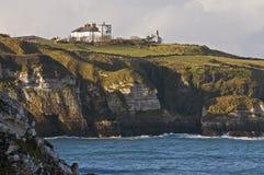 Irland kustlinje Arkivbild