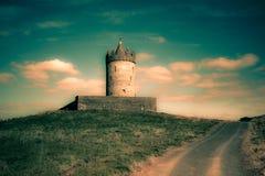 Irland-Schloss Lizenzfreies Stockbild