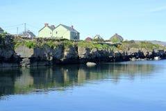 Irland strandArran ö Royaltyfri Bild