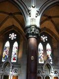 Irlanda da cidade de Cobh da catedral Fotografia de Stock
