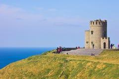 Irlanda da torre de OBriens Imagem de Stock