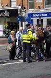 irlanda dublín 6 de junio de 2012 Imagenes de archivo