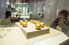 irlanda dublín Museo Nacional de Irlanda archaeology fotos de archivo libres de regalías