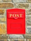 Irlanda. Letterbox imagenes de archivo