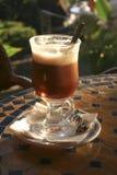Irlandais de café Image stock
