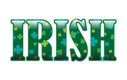 irlandczyk ilustracji