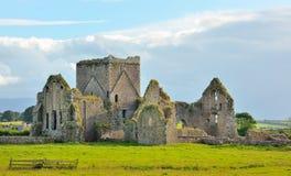 Irlandczyk ruiny obraz royalty free