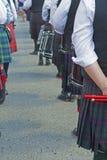 Irlandczyka festiwalu uczestnicy Obraz Royalty Free