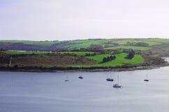 irlandczyka krajobraz Fotografia Royalty Free