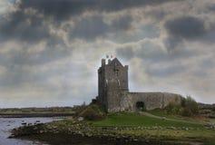 Irlandese Castel fotografie stock libere da diritti