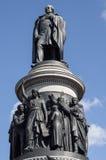 Irlandia dublin Daniel OConnell Zdjęcie Royalty Free