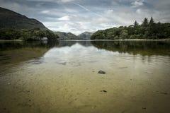 Irlandia jezioro Zdjęcia Royalty Free