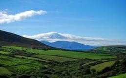 Irlandia krajobraz Zdjęcie Royalty Free