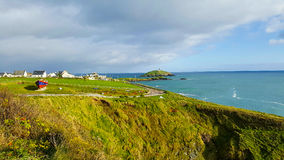 Irlandia krajobrazy Zdjęcie Stock