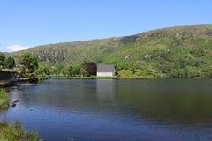 Irlandia objeżdżać sceniczny obrazy royalty free