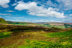 irlandia północna gór Wicklow Obraz Stock