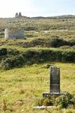 Irlandia ruiny Zdjęcia Stock