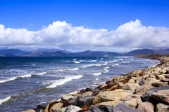 Irlandia seascape Fotografia Royalty Free