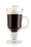 Irlandzka kawa. zdjęcie stock