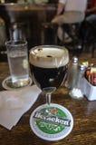 Irlandzka kawa Obraz Royalty Free