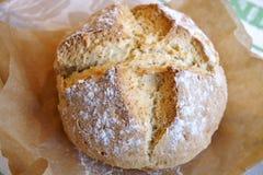 Irlandzki domowej roboty chleb fotografia royalty free