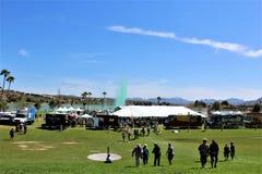 Irlandzki fontanny Fest 2019, fontann wzgórza, Arizona w Stany Zjednoczone obrazy stock