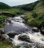 irlandzki górski strumień obrazy stock