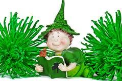 irlandzki leprechaun Zdjęcia Royalty Free