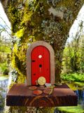 Irlandzkie czarodziejek tradycje Zdjęcie Stock