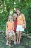 Irmão e irmãs Foto de Stock Royalty Free
