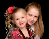 Irmãos Fotos de Stock Royalty Free