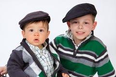 Irmãos Fotografia de Stock