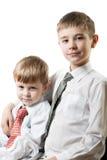 Irmãos Imagem de Stock Royalty Free