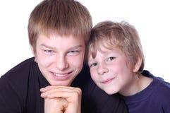 Irmãos Imagens de Stock Royalty Free